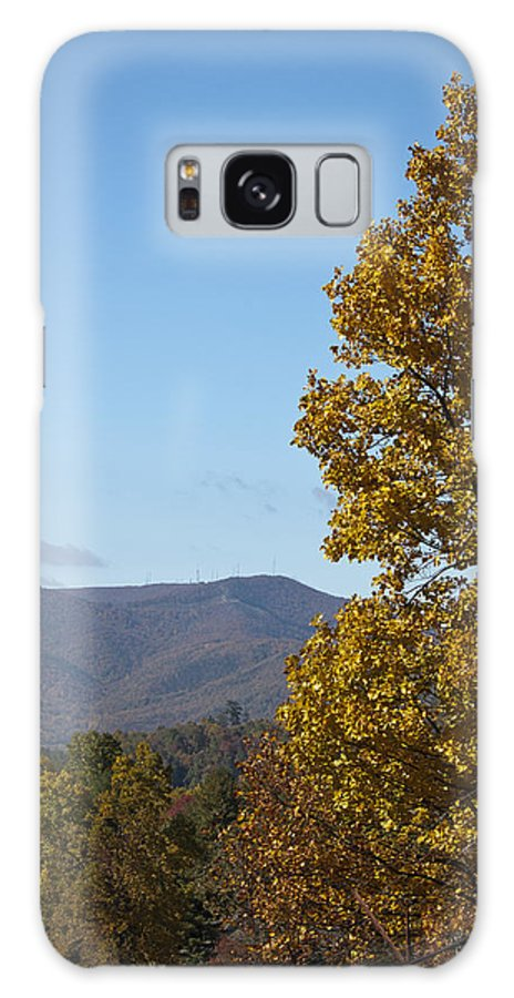 Fall Galaxy S8 Case featuring the photograph Poor Mountain View by Teresa Mucha