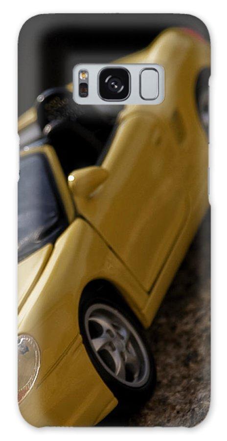 Car Galaxy S8 Case featuring the photograph Porsche Car by Paulo Goncalves