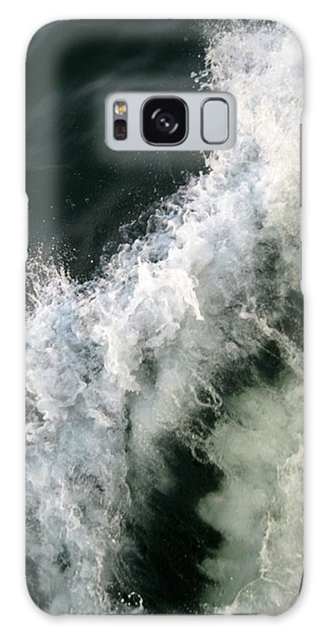 Nautical Galaxy S8 Case featuring the photograph Port Side Crusing On Casco Bay by Patricia E Sundik