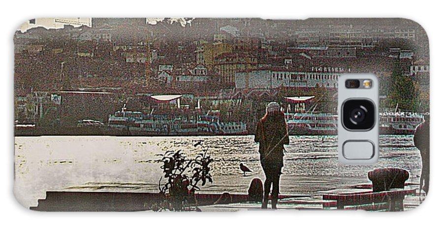 Porto Galaxy S8 Case featuring the photograph Porto-167 by Rezzan Erguvan-Onal