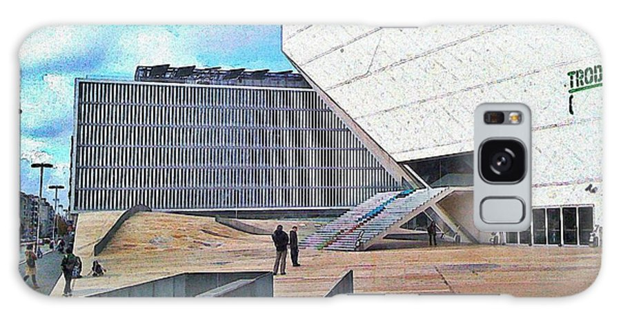 Porto Galaxy S8 Case featuring the photograph Porto-183 by Rezzan Erguvan-Onal