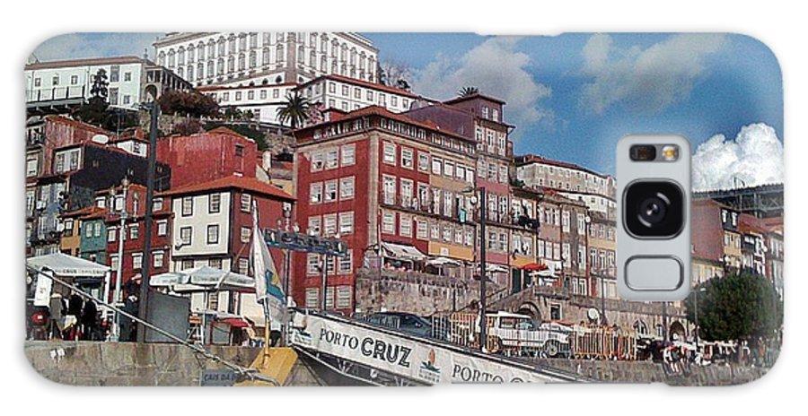Porto Galaxy S8 Case featuring the photograph Porto-187 by Rezzan Erguvan-Onal