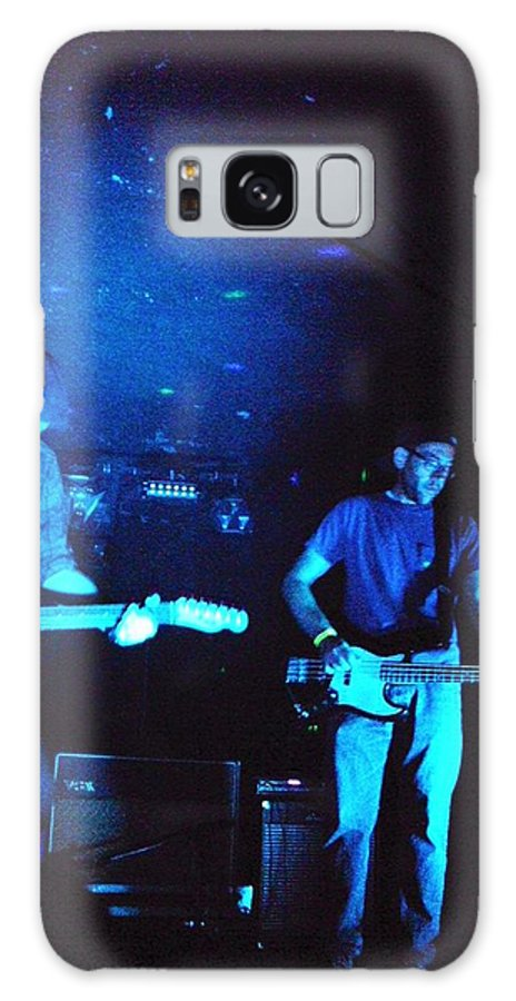 Rock Band Galaxy S8 Case featuring the photograph Post Paradise 2 by Jamie Barringer