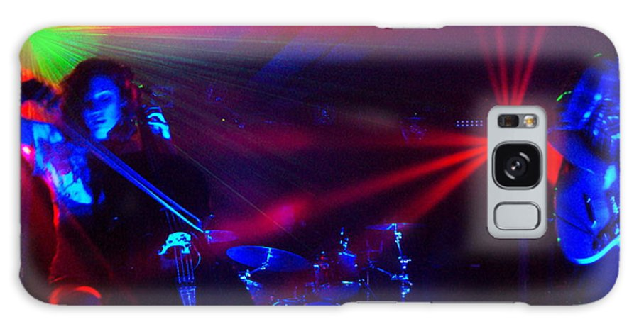 Rock Band Galaxy S8 Case featuring the photograph Post Paradise 3 by Jamie Barringer