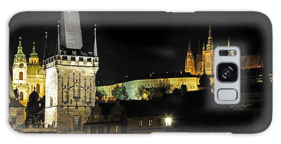 Czech Galaxy S8 Case featuring the photograph Prague 2 by Phil Robinson