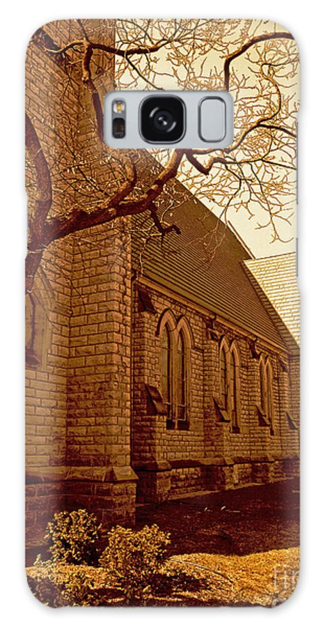 Church Galaxy S8 Case featuring the photograph Praise by Desiree Paquette