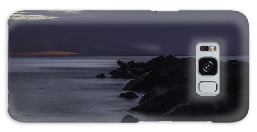 Landscape Galaxy S8 Case featuring the photograph Prequel To Ocean Sunrise Song by Yvonne Powell