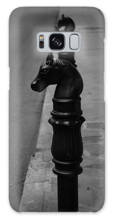 Pretty Ponies Galaxy S8 Case featuring the photograph Pretty Ponies by Beth Vincent