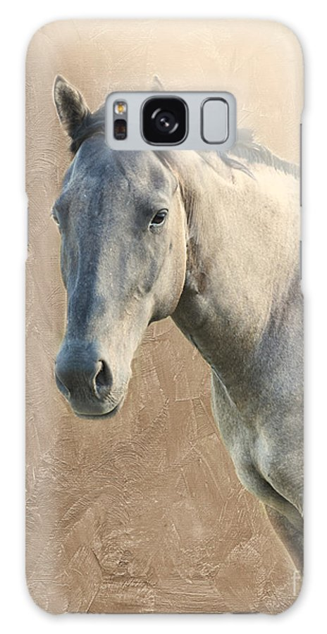 Horse Galaxy S8 Case featuring the photograph Proud by Betty LaRue