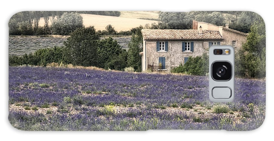 Landscape Galaxy S8 Case featuring the photograph Provencal by Joachim G Pinkawa