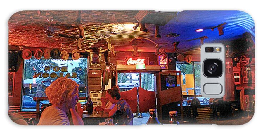Pub Galaxy S8 Case featuring the photograph Pub by Girish J