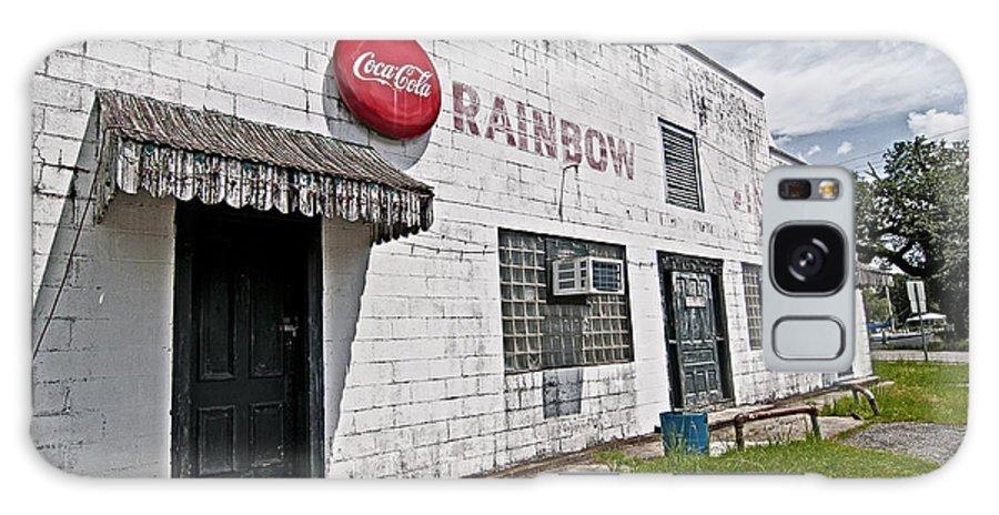 Cajun Galaxy S8 Case featuring the photograph Rainbow Inn Cajun Dance Hall by Andy Crawford