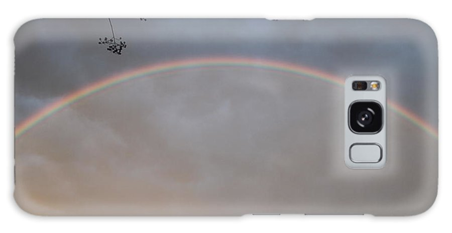 Rainbow Galaxy S8 Case featuring the photograph Rainbow by Wendy Robertson
