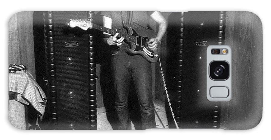 Guitar Galaxy S8 Case featuring the photograph Ramblin' Man II by David Vine