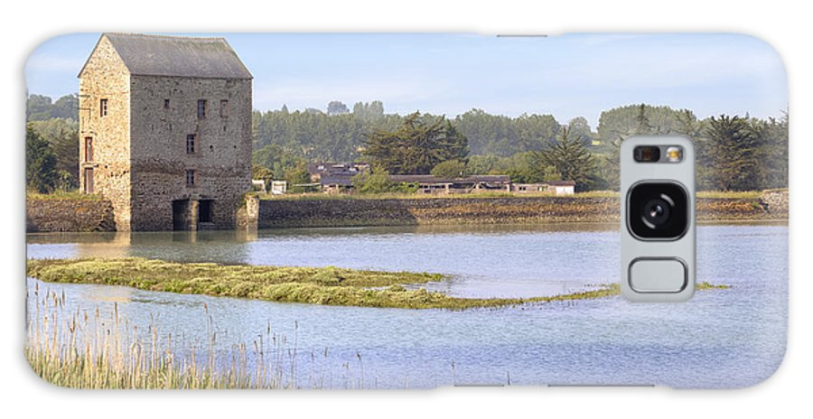 Saint-jouan-des-guerets Galaxy S8 Case featuring the photograph Rance - Bretagne by Joana Kruse