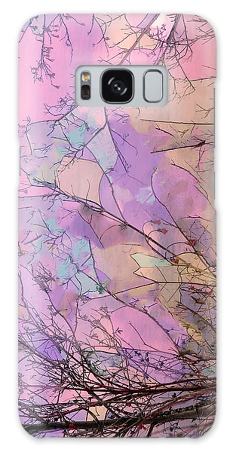 Water Galaxy S8 Case featuring the photograph Rapture by Kathy Bassett