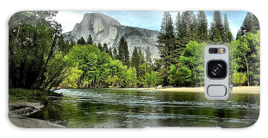 Yosemite Galaxy S8 Case featuring the photograph Reflection by Karen Dempsey