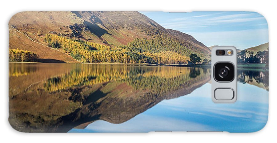 Galaxy S8 Case featuring the photograph Reflections In Buttermere Uk by Tomas Urban
