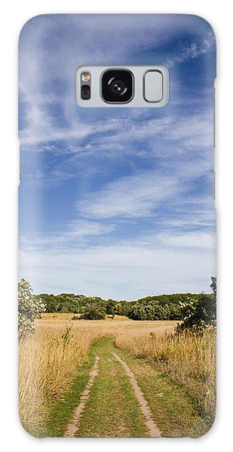 Landscape Galaxy S8 Case featuring the photograph Richardson Nature Center by Eric Sorensen