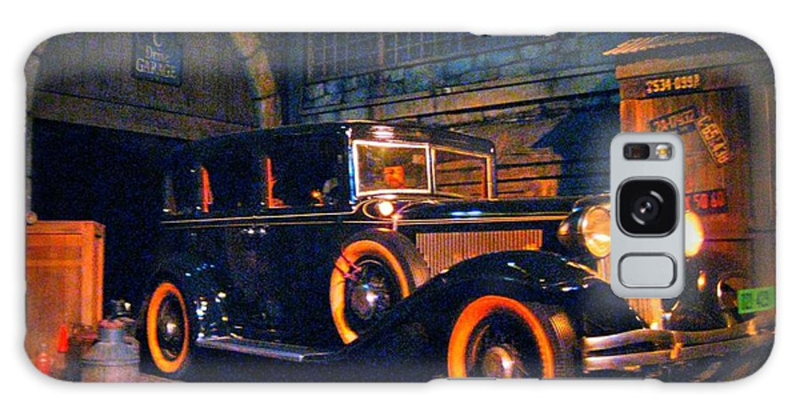 Classic Cars Galaxy S8 Case featuring the photograph Roaring Twenties by John Malone