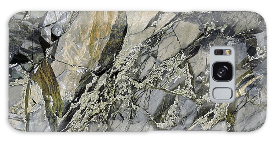 Marcia Lee Jones Galaxy S8 Case featuring the photograph Rock Of Ages by Marcia Lee Jones