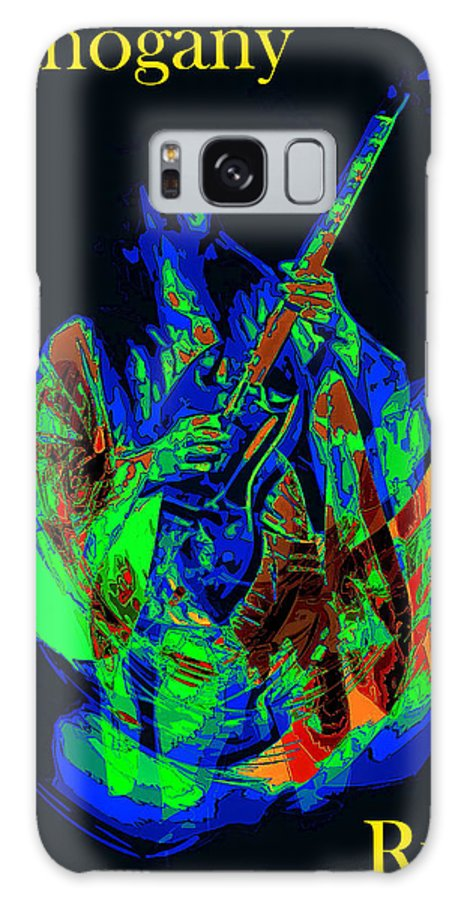 Frank Marino Galaxy S8 Case featuring the photograph Rocking In Seattle 1978 by Ben Upham