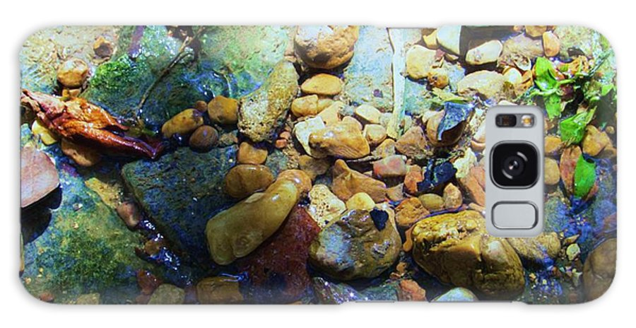 Rocks Galaxy S8 Case featuring the photograph Rocks by Esther Rowden