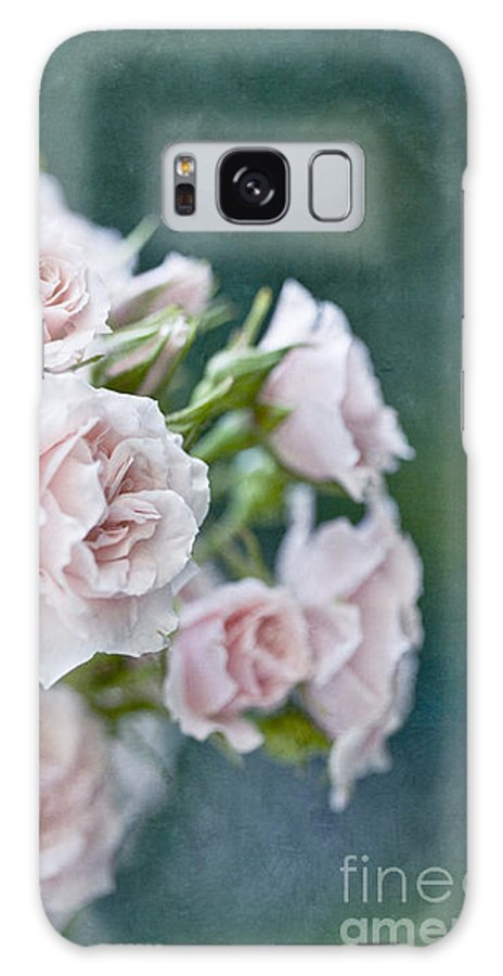 Rose Galaxy S8 Case featuring the photograph Romance by Maria Ismanah Schulze-Vorberg