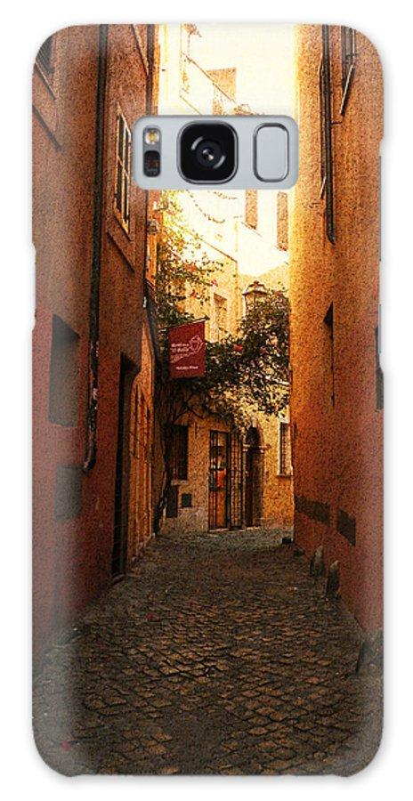 Rome Galaxy S8 Case featuring the photograph Romano Cartolina by Micki Findlay