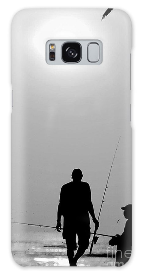 Fishing Galaxy S8 Case featuring the photograph Room To Fish by David Call