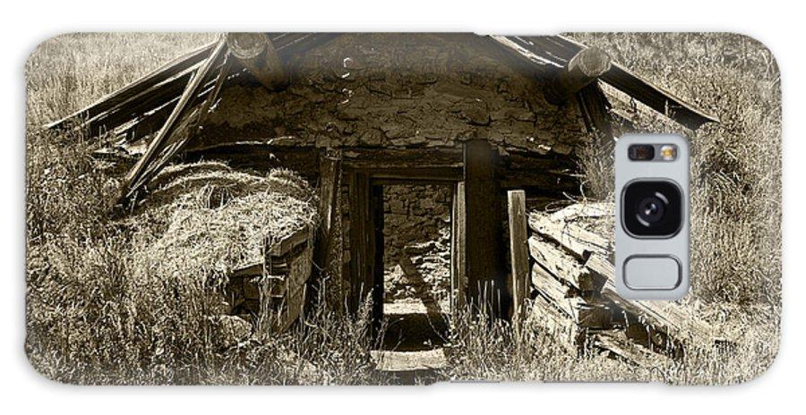 Cellar Galaxy S8 Case featuring the photograph Root Cellar by Patrick Derickson
