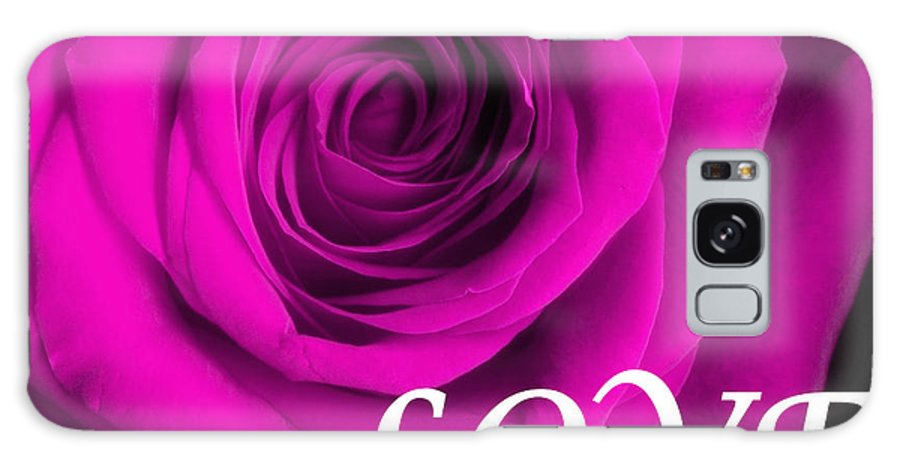 Rose Galaxy S8 Case featuring the photograph Rose 16 Love by Matthew Howard
