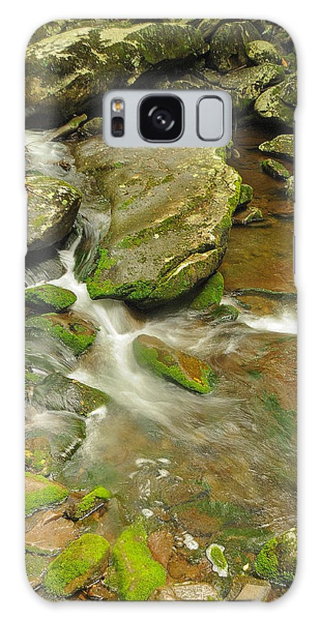 River Galaxy S8 Case featuring the photograph Run Like A River by Jim Southwell
