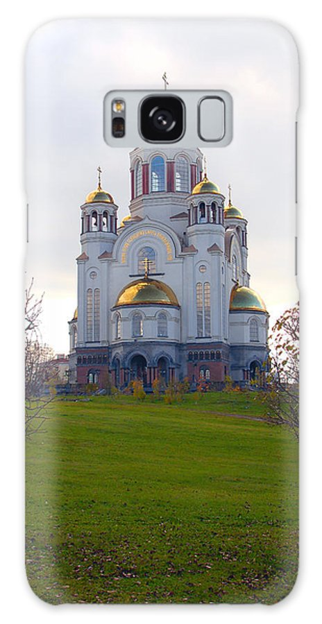 Church Galaxy S8 Case featuring the photograph Russian Orthodox Church by Eduard Isakov