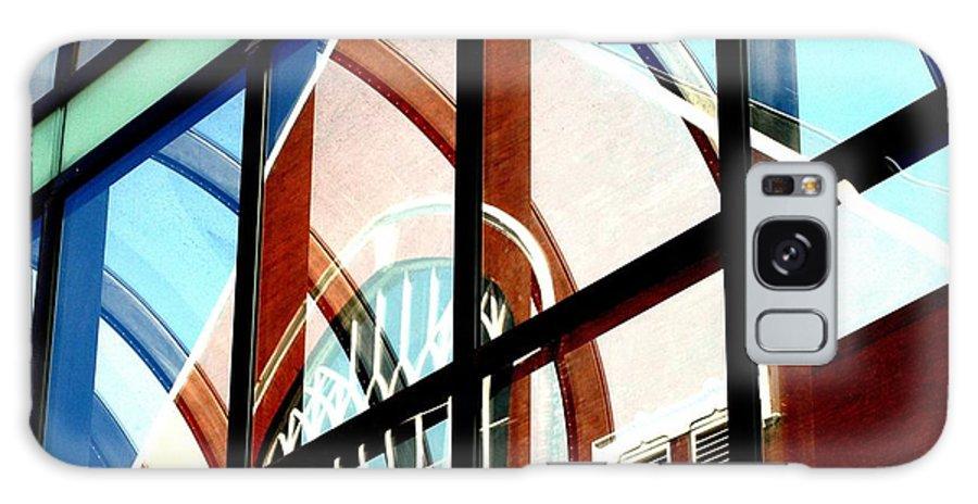 Pedestrian Wallway Galaxy S8 Case featuring the photograph Ryman by Joseph Yarbrough
