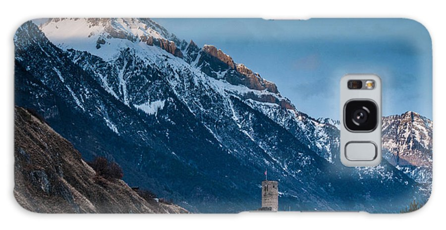 Alps Galaxy S8 Case featuring the photograph Safe And Sound by Jim Southwell