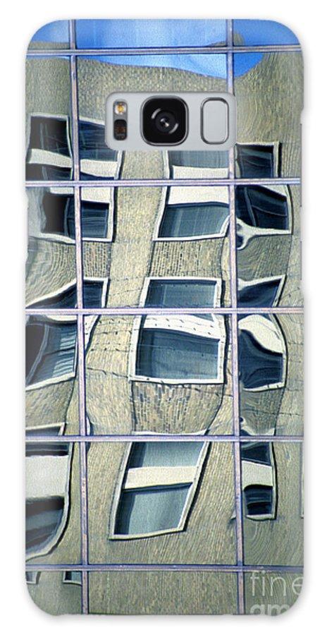 Abstract Galaxy S8 Case featuring the photograph Salvador Dali's House by Eva Kato