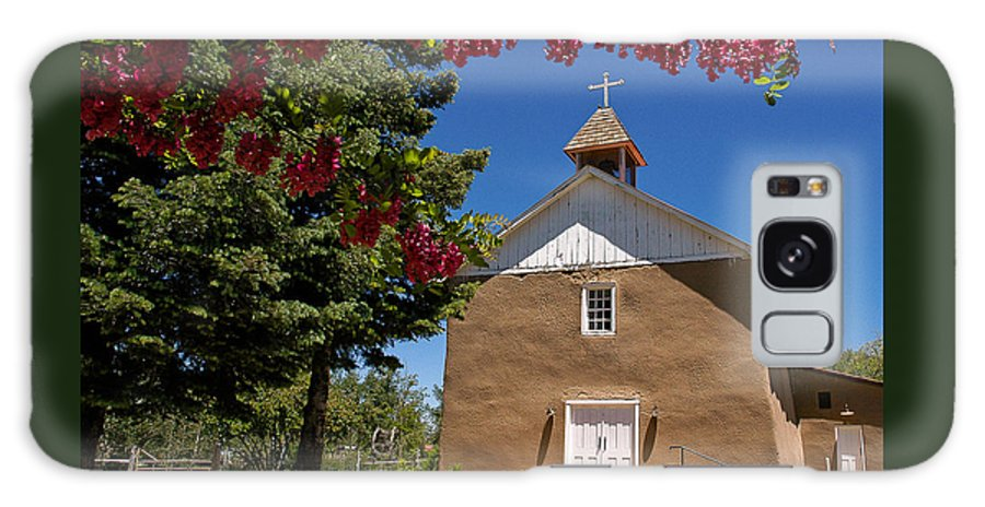 Santisima De Trinidad Mission Church Galaxy S8 Case featuring the photograph Santisima De Trinidad Mission Church by Jeff Black