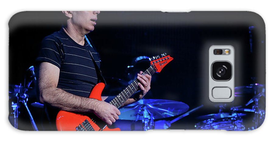 Joe Satriani Galaxy S8 Case featuring the photograph Satriani 3368 by Timothy Bischoff