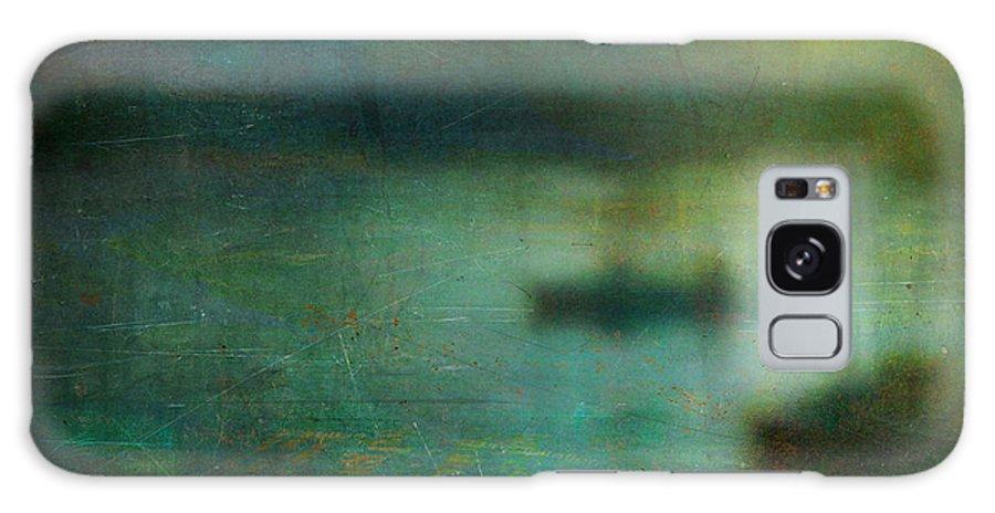 Digital Galaxy S8 Case featuring the photograph Seascape #23. Retreat Pond by Alfredo Gonzalez