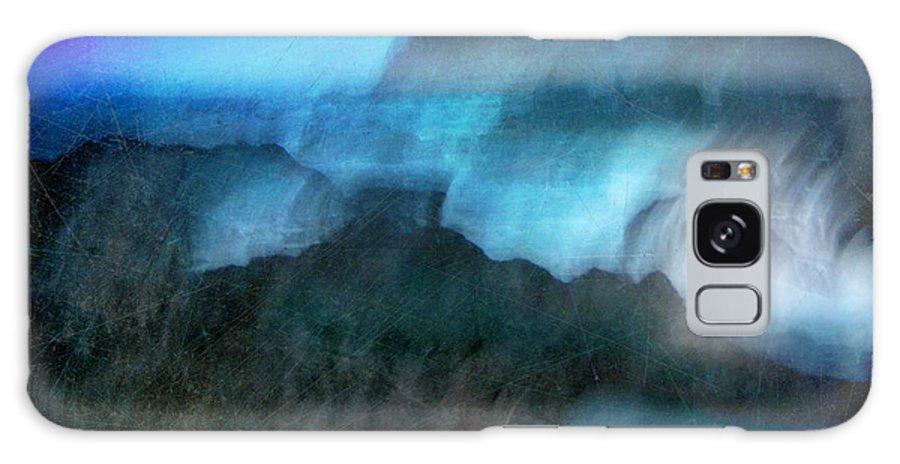 Digital Galaxy S8 Case featuring the photograph Seascape #9 -bay's Dusk- by Alfredo Gonzalez