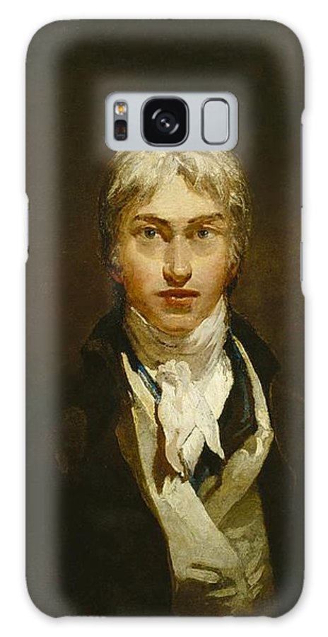 1799 Galaxy S8 Case featuring the painting Self-portrait by JMW Turner