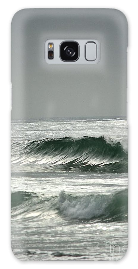 Waves Galaxy S8 Case featuring the photograph Serenity At Bodega Bay by Beth Sanders