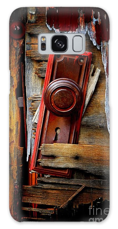 Newel Hunter Galaxy S8 Case featuring the photograph Shattered by Newel Hunter