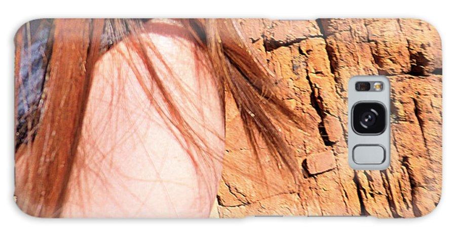 Skin Galaxy S8 Case featuring the photograph Skin by Girish J