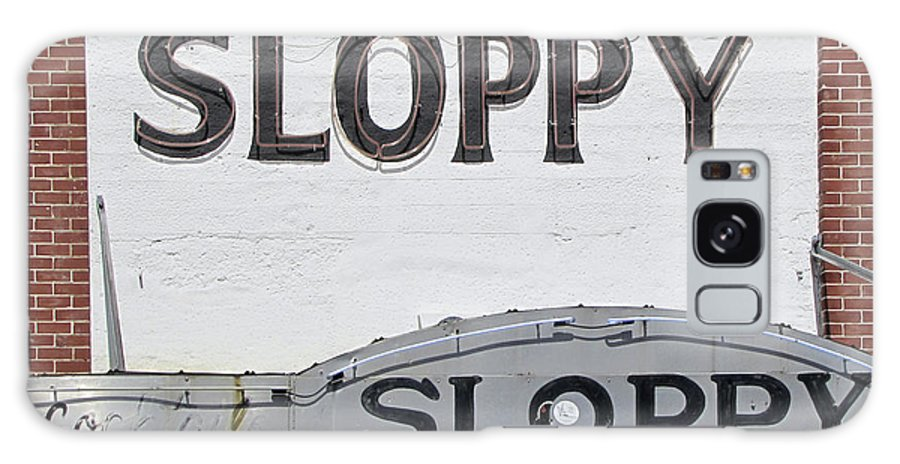 Neon Galaxy S8 Case featuring the photograph Sloppy Joes Key West by Bob Slitzan