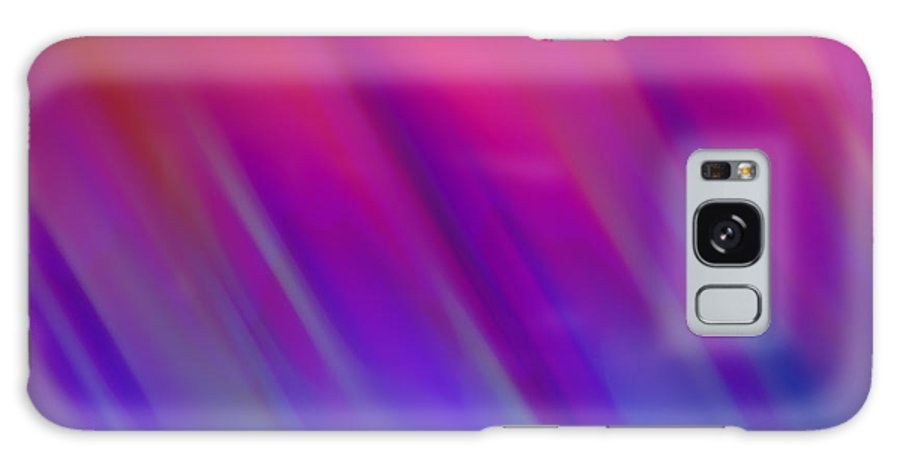 Corporate Galaxy S8 Case featuring the digital art Solar Ice by Del Gaizo