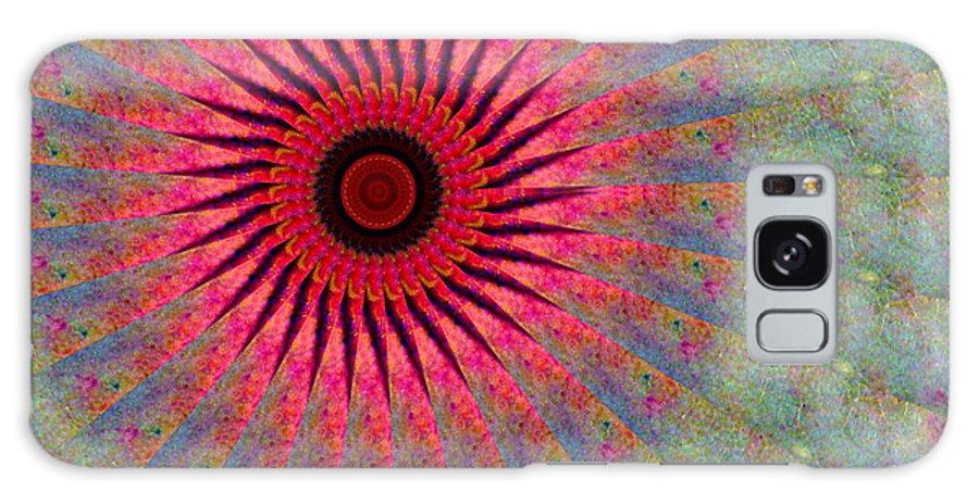Soothing Galaxy S8 Case featuring the digital art Soothing Dreams 2 by Rhonda Barrett