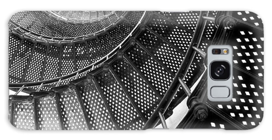Lighthouse Galaxy S8 Case featuring the photograph Spiral Steps by Sharon M Connolly