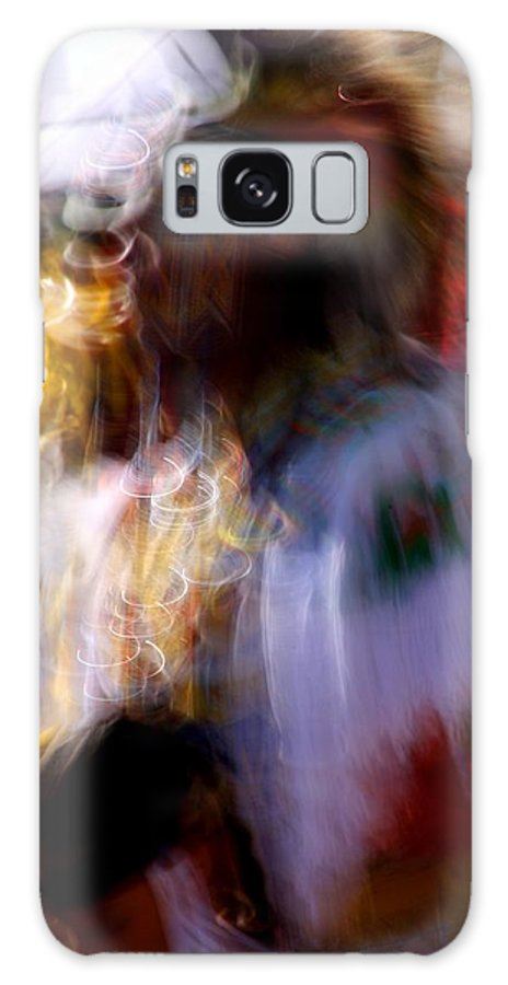 Pow Wow Galaxy S8 Case featuring the photograph Spirits 2 by Joe Kozlowski